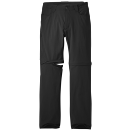 "OR Men's Ferrosi Convertible Pants - 32"" black"