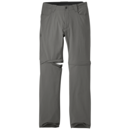 OR Men's Ferrosi Convertible Pants-Reg pewter