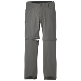 "OR Men's Ferrosi Convertible Pants - 32"" pewter"