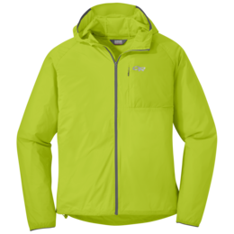 OR Men's Tantrum II Hooded Jacket lemongrass/charcoal