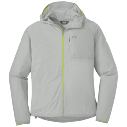 OR Men's Tantrum II Hooded Jacket alloy/lemongrass