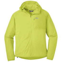 OR Men's Tantrum II Hooded Jacket chartreuse