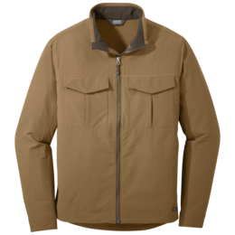 OR Men's Prologue Field Jacket saddle heather