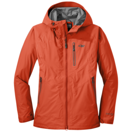 OR Women's Optimizer Jacket paprika