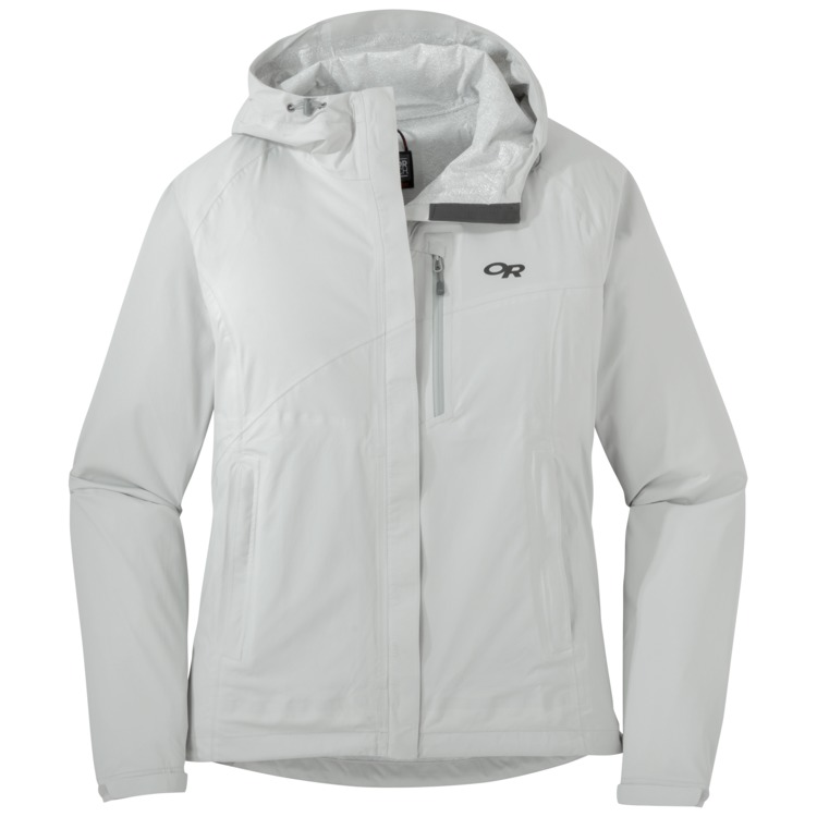 Women S Panorama Point Jacket Alloy Outdoor Research