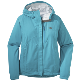 OR Women's Panorama Point Jacket typhoon herringbone