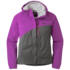 OR Women's Panorama Point Jacket ultraviolet/charcoal herringbn