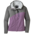 OR Women's Panorama Point Jacket pewter/amethyst