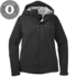 OR Women's Interstellar Jacket black/charcoal
