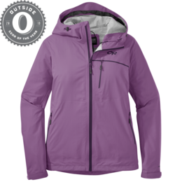 OR Women's Interstellar Jacket amethyst