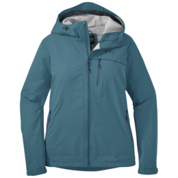 OR Women's Interstellar Jacket washed peacock