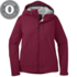 OR Women's Interstellar Jacket garnet