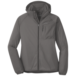 OR Women's Tantrum II Hooded Jacket pewter