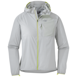 OR Women's Tantrum II Hooded Jacket alloy/lemongrass