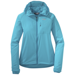 OR Women's Tantrum II Hooded Jacket typhoon/oasis