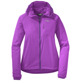 OR Women's Tantrum II Hooded Jacket ultraviolet/purple rain