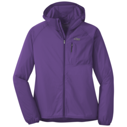 OR Women's Tantrum II Hooded Jacket purple haze