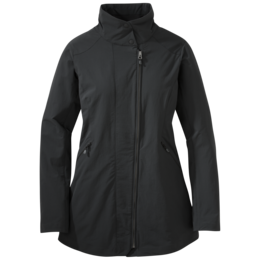 OR Women's Prologue Trench black