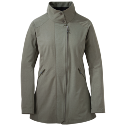 OR Women's Prologue Trench fatigue heather
