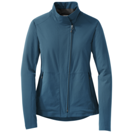 OR Women's Prologue Moto Jacket peacock