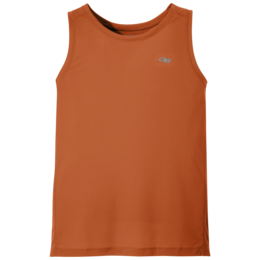 OR Men's Echo Tank ember/diablo