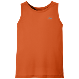 OR Men's Echo Tank (S18) ember/diablo