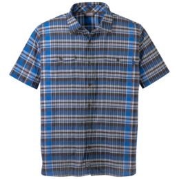OR Men's Lager S/S Shirt glacier