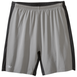 OR Men's Airfoil Shorts pewter/black