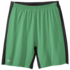 OR Men's Airfoil Shorts aloe/black