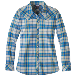 OR Women's Jolene Snap Front Shirt tahoe