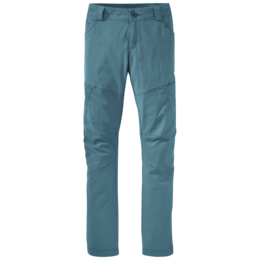 OR Women's Wadi Rum Pants washed peacock