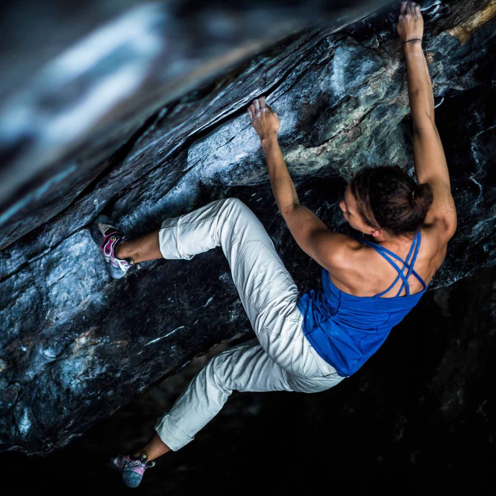 OR Women's Wadi Rum Pants charcoal