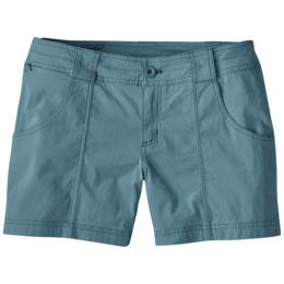 OR Women's Wadi Rum Shorts washed peacock