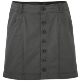 OR Women's Wadi Rum Skirt charcoal