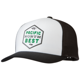 OR Pacific Northbest Trucker Cap black