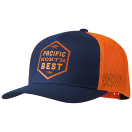 OR Pacific Northbest Trucker Cap night