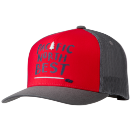 OR Pacific Northbest Trucker Cap hot sauce