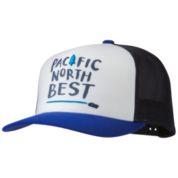 OR Pacific Northbest Trucker Cap baltic