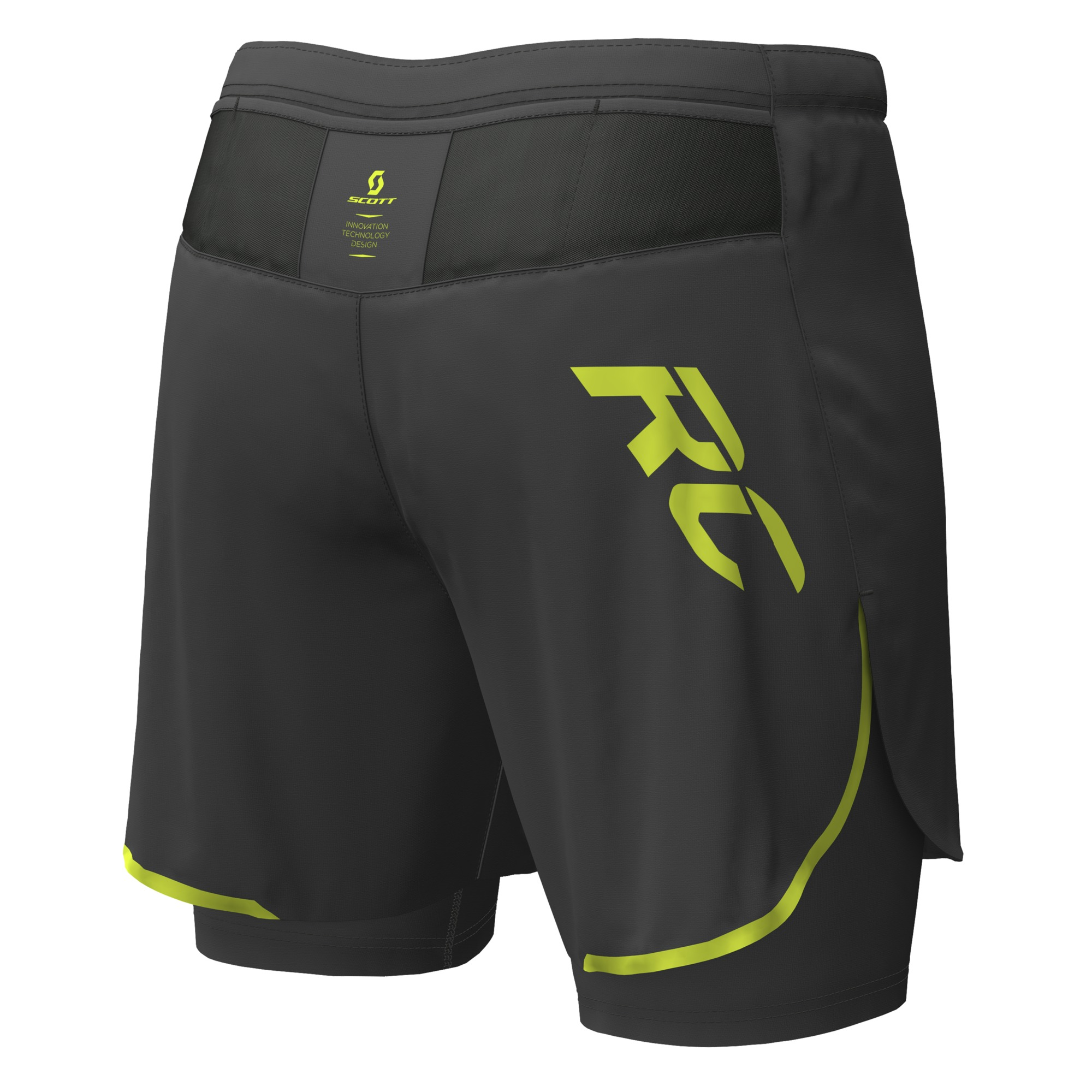 SCOTT RC Run Hybrid-Shorts