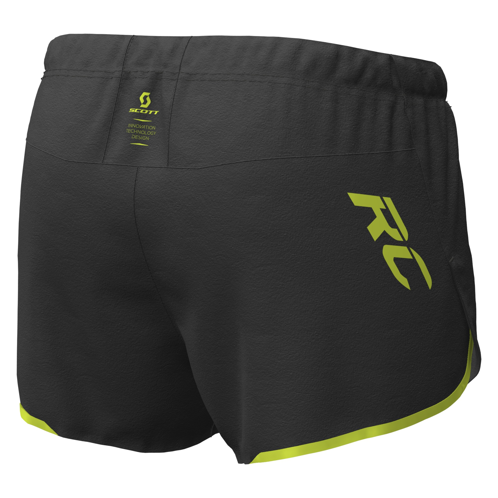 SCOTT RC Run Split Shorts