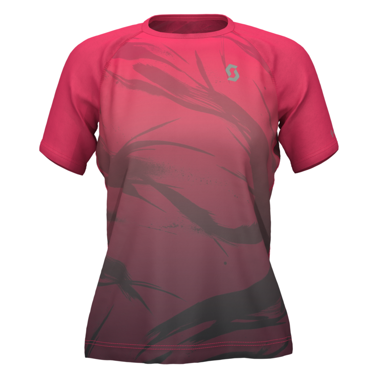 SCOTT Run Kinabalu Damen Shirt