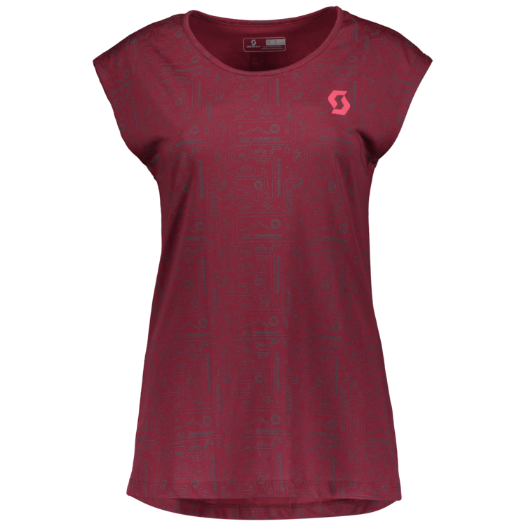 SCOTT Trail DRI 50 w/o sl Damen Shirt