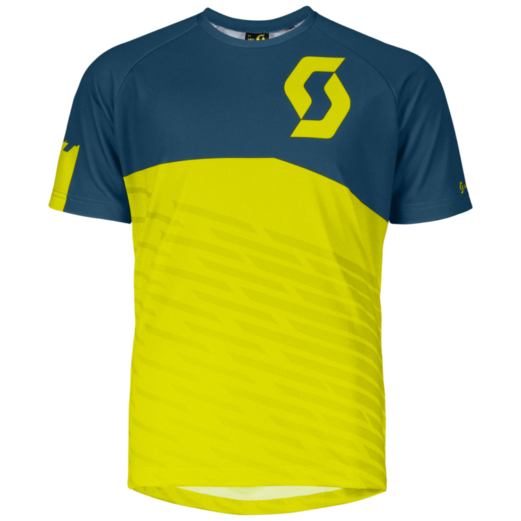 Maillot Trail 10 s/sl Junior SCOTT