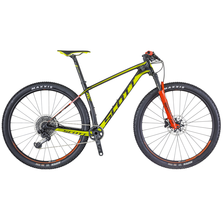 Bicicletta SCOTT Scale RC 900 World Cup