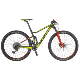 Vélo SCOTT Spark RC 900 World Cup