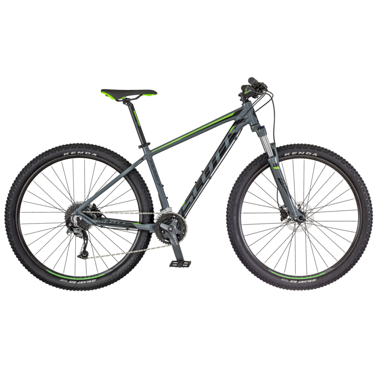 SCOTT Aspect 940 grey/green Bike