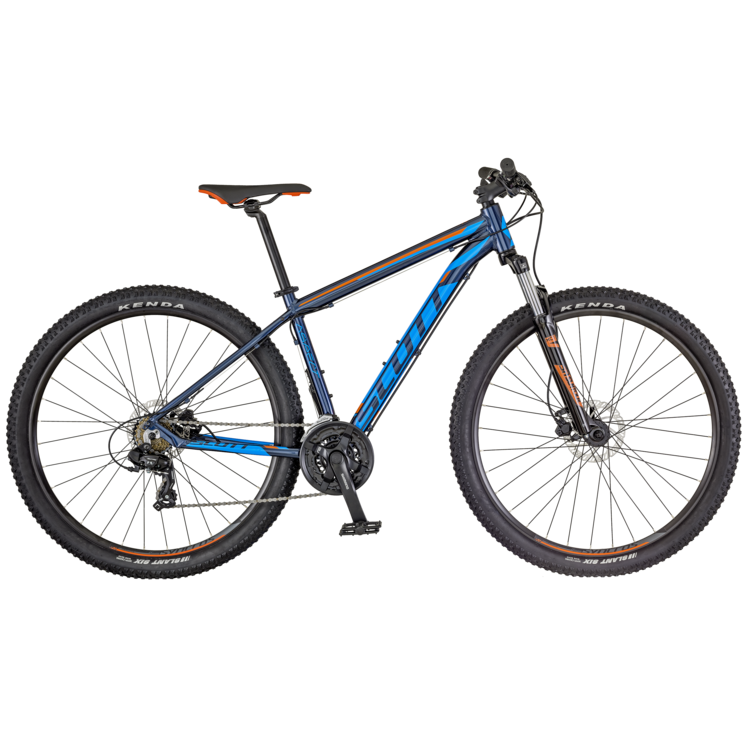SCOTT Aspect 760 Bike blau/orange
