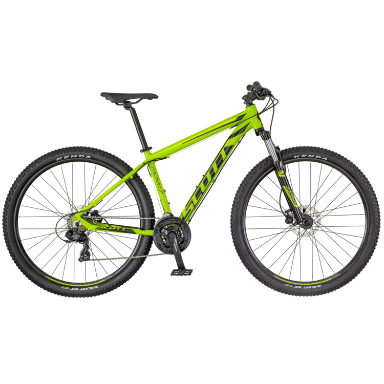 Bicicletta SCOTT Aspect 760 green/yellow