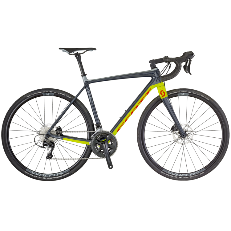 SCOTT Addict Gravel 30 Disc Bike