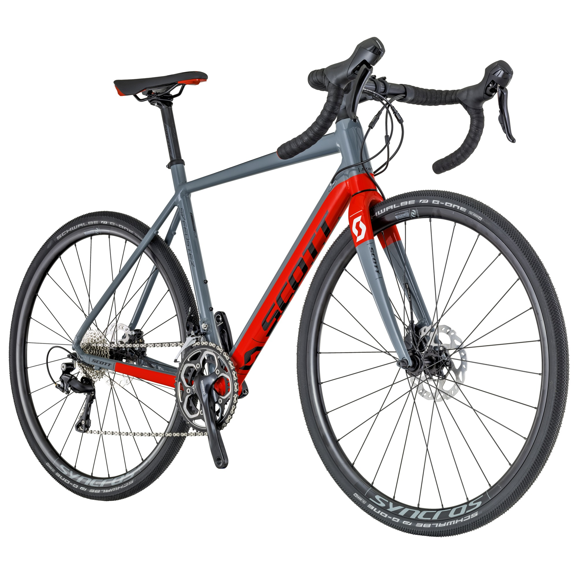 Bicicletta SCOTT Speedster Gravel 10 Disc